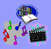 New Books Videos Music
